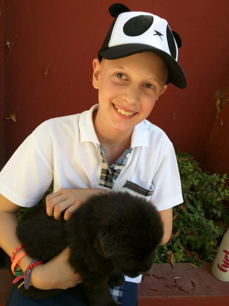Emanuel, de chico común a príncipe - Closer Leukemia